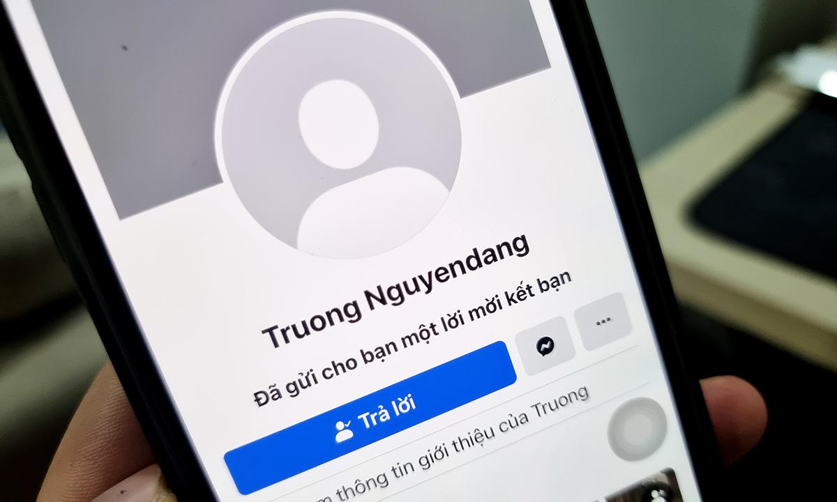 Tài khoản ảo là một trong các yếu tố phát tán thông tin sai lệch trên Facebook. Ảnh: Lưu Quý