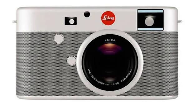 Chiếc máy ảnh Leica dho Jonathan Ive thiết kế được bán giá triệu đô.