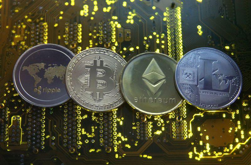 Những đồng tiền điện tử như Bitcoin, Ethereum ngày càng được các công ty tài chính quan tâm dù chưa phải kênh thanh toán chính thống.