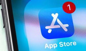 Mất 600.000 USD trong một giây vì kẽ hở App Store