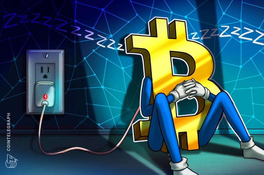 Bitcoin càng tăng, vấn đề năng lượng tiêu thụ càng trở nên nghiêm trọng. Ảnh: Cointelegraph.