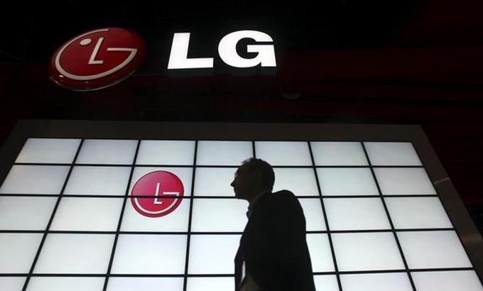 Gian hàng của LG tại CES 2009. Ảnh: Reuters.