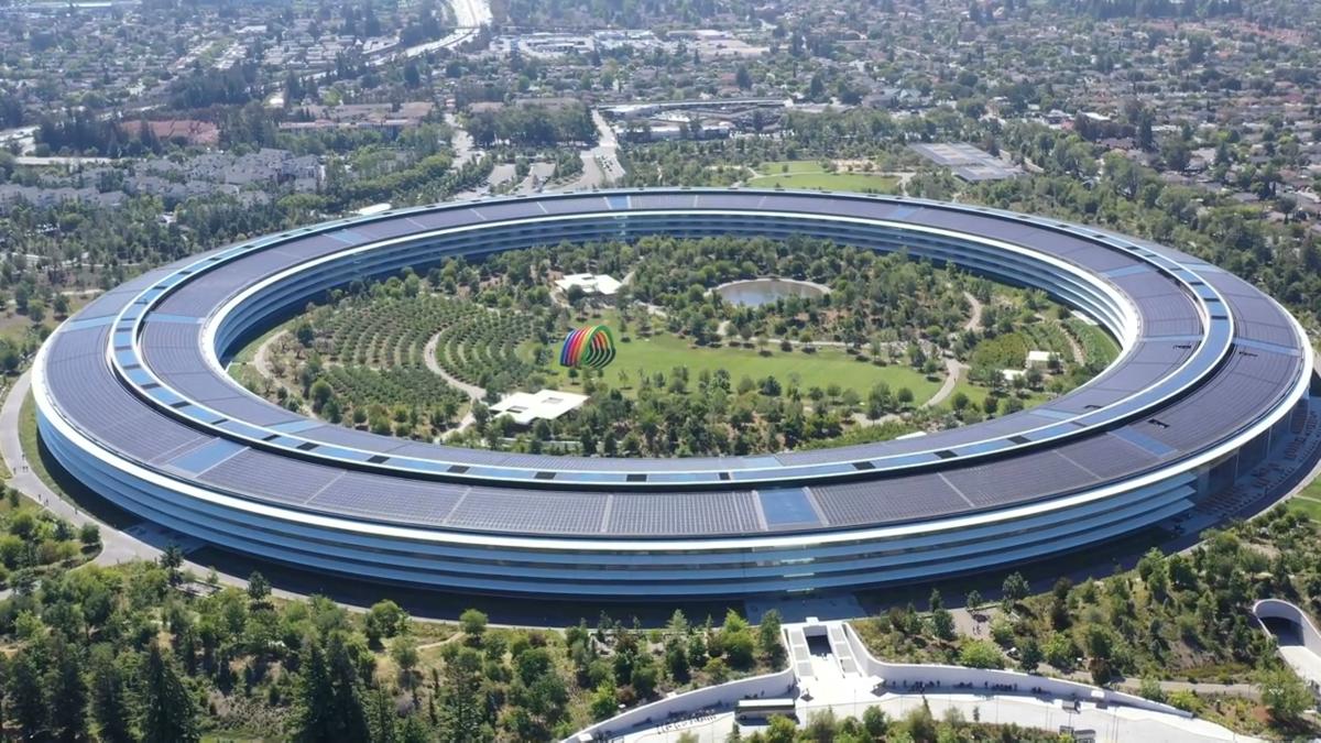Apple xây dụng hệ thống năng lượng sạch để cung cấp cho trụ sở giá 5 tỷ USD của mình.