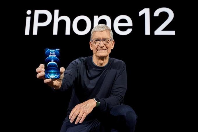 Tim Cook úp mở thời điểm rời Apple