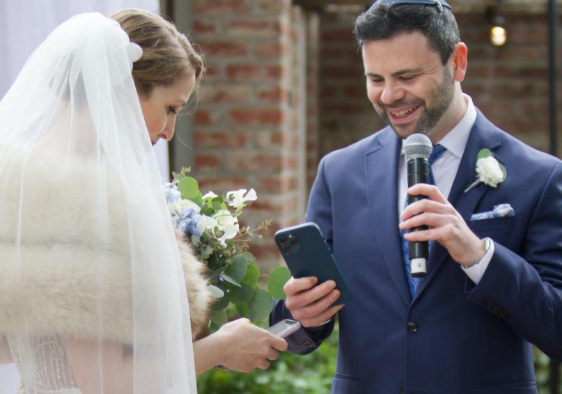 Kết hôn bằng nhẫn NFT