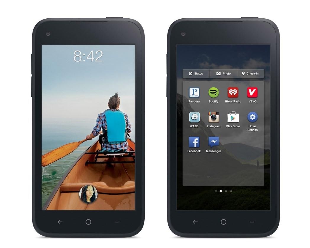 HTC First từng được phân phối độc quyền nhờ AT&T.