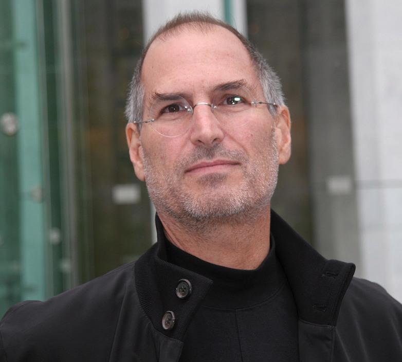Cố CEO Apple, Steve Jobs. Ảnh: Mega.