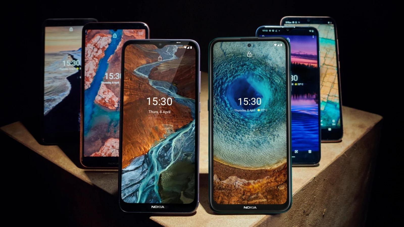 Nokia đổi tên sản phẩm và theo đuổi triết lý chế tạo các smartphone có độ bền cao. Ảnh: Phonearena.