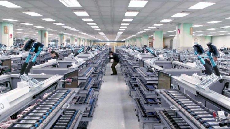Samsung đặt nhà máy ở nhiều khu vực trên thế giới. Ảnh: FinancialTribune.
