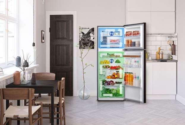 Tính năng nổi bật trên tủ lạnh Samsung Side by Side - 2