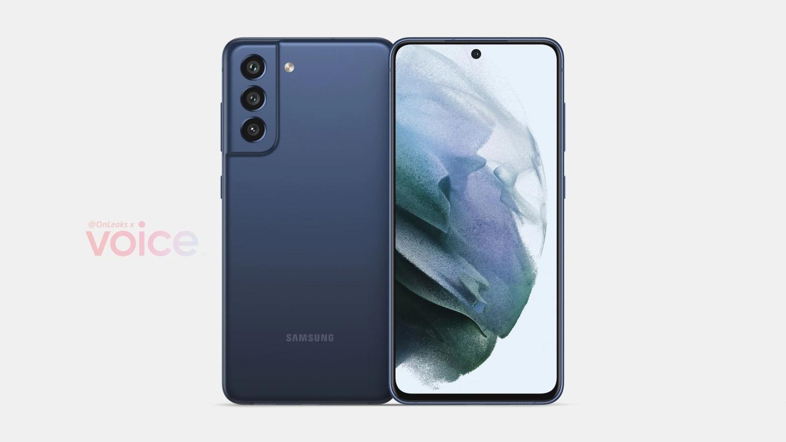 Samsung tiếp tục tung ra phiên bản giá rẻ dànhg cho Fan của Galaxy S21. Ảnh. Voice