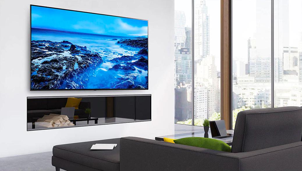 NanoCell Nano95 có màn hình 8K, thiết kế hiện đại, màn hình viền mỏng và được trang bị những công nghệ hình ảnh mới nhất 2020 của LG.