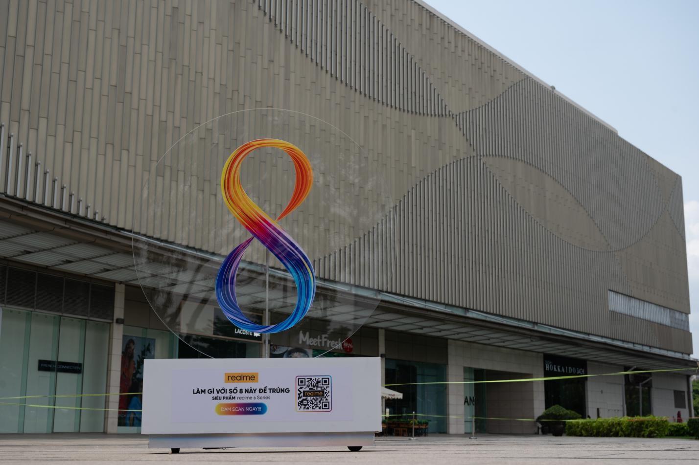 Mảnh ghép cho địa điểm thứ 4 đã được công bố ngày 18/4.