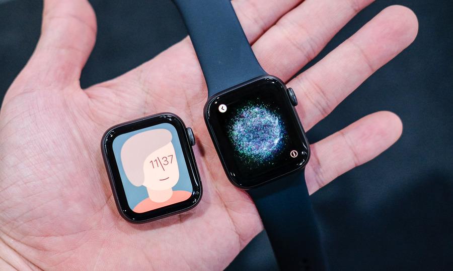 Apple Watch Series 6 về Việt Nam từ tháng 9/2020. Ảnh: Tuấn Anh.