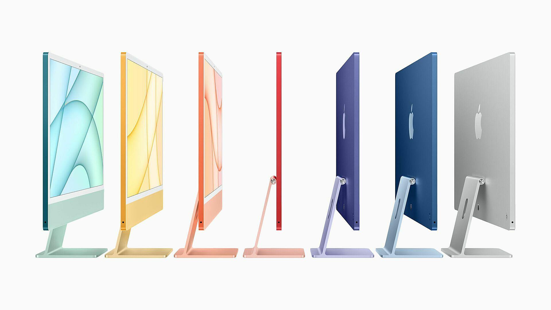 iMac 2021 là sản phẩm quan trọng nhất của Apple