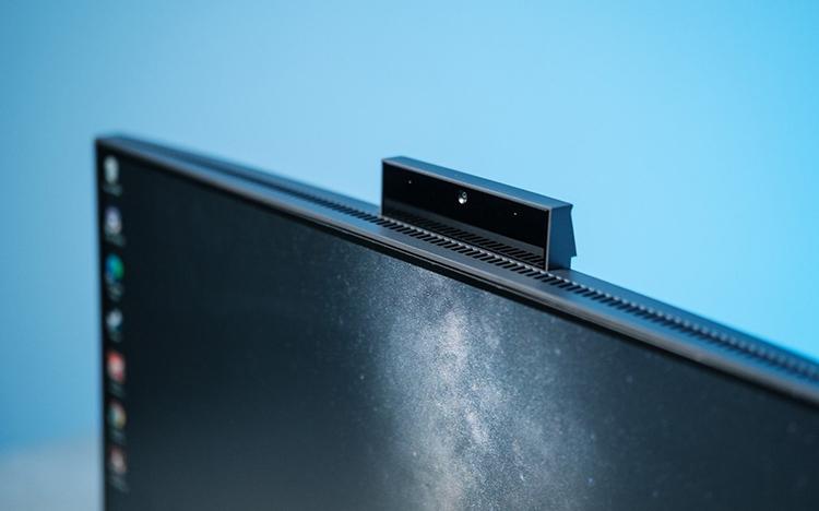 Webcam trên HP 205 Pro G4 AiO Non-touch.