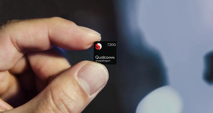 Snapdragon 720G là dòng chip di động tầm trung của Qualcomm. Ảnh: The Phone Talks.