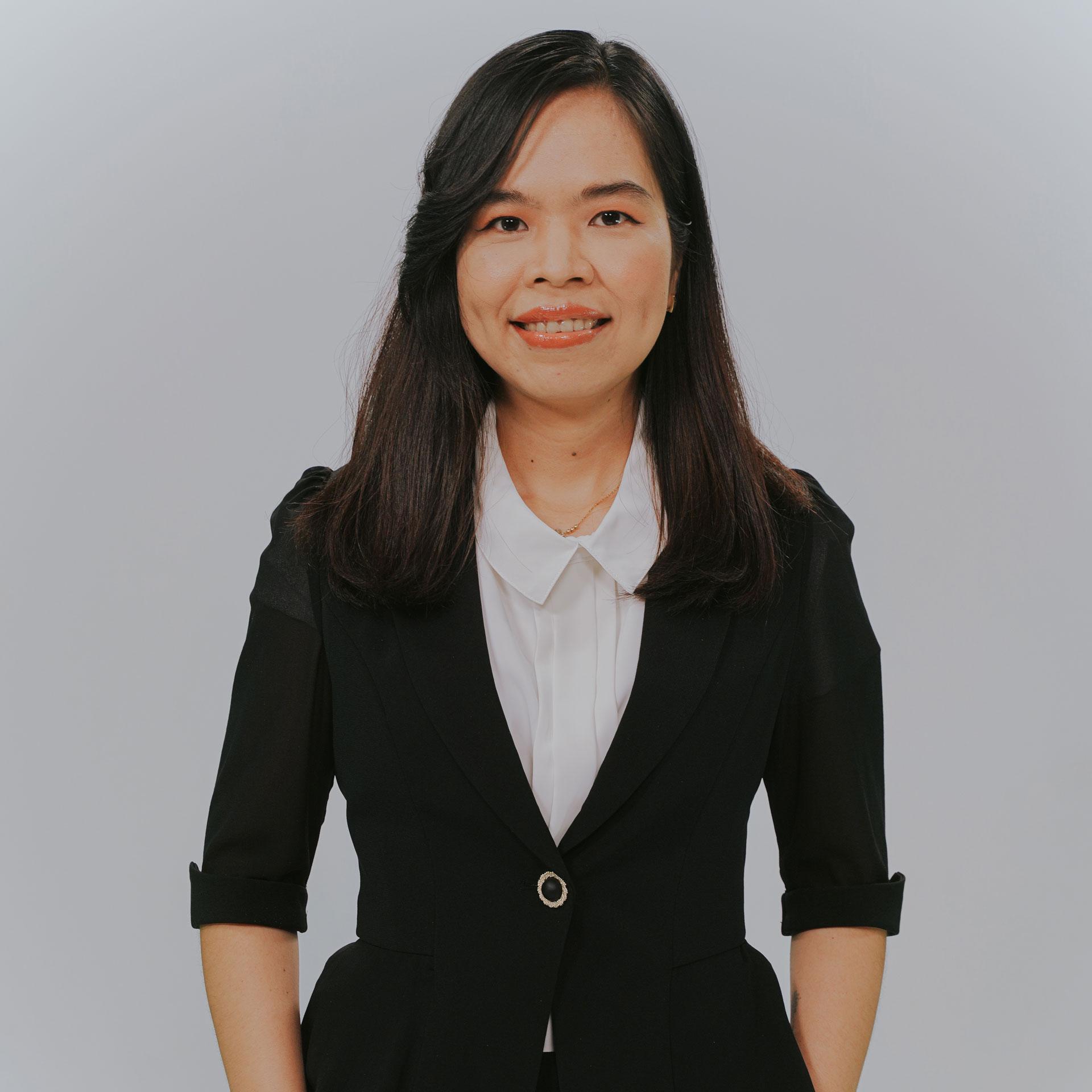 Võ Thị Hồng Phương, sinh năm 1987, Giám đốc Trung tâm Ứng dụng khoa học dữ liệu của FPT Telecom.