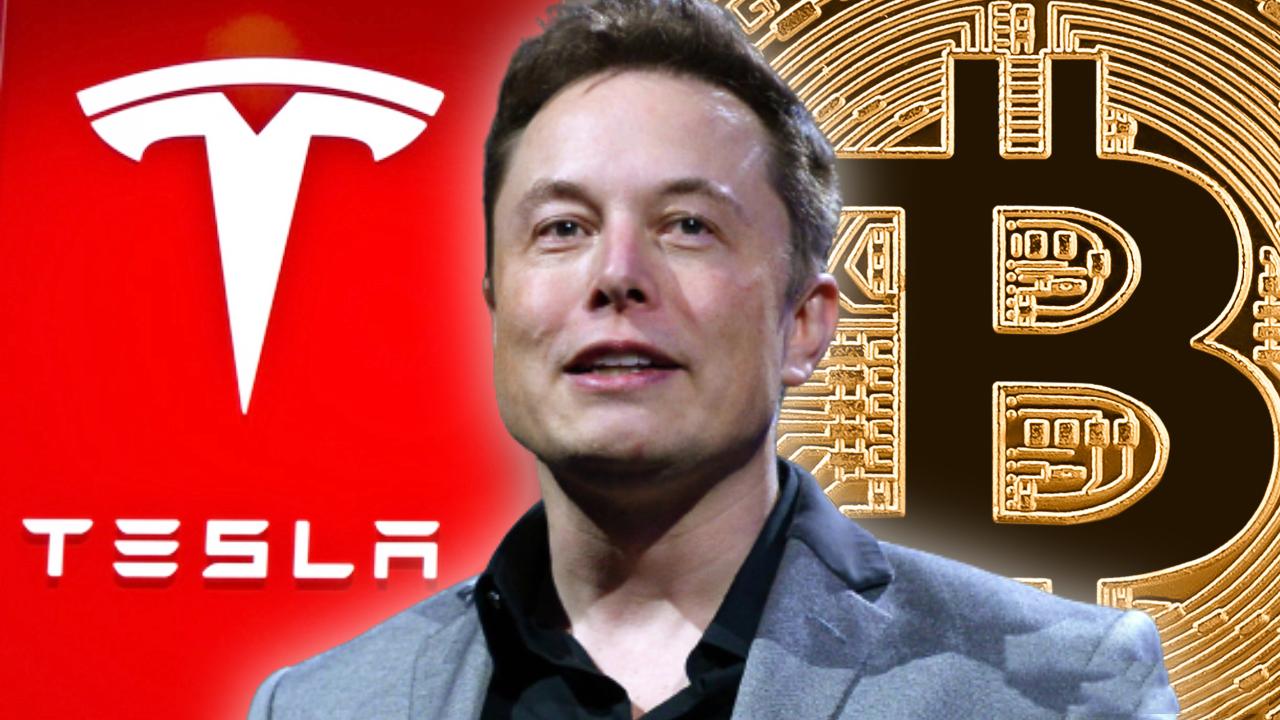 Tesla của Elon Musk đang thu về cả tỷ USD từ Bitcoin. Ảnh: Bitcoin.com.