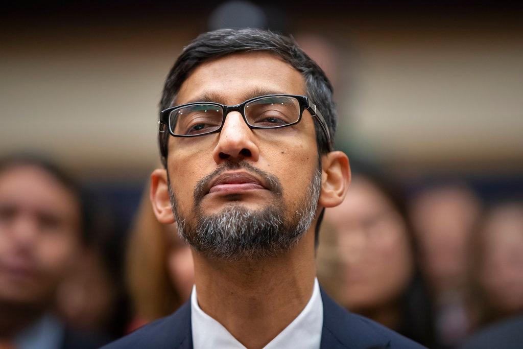 CEO gốc Ấn Độ Sundar Pichai của Google. Ảnh: Telegraph India