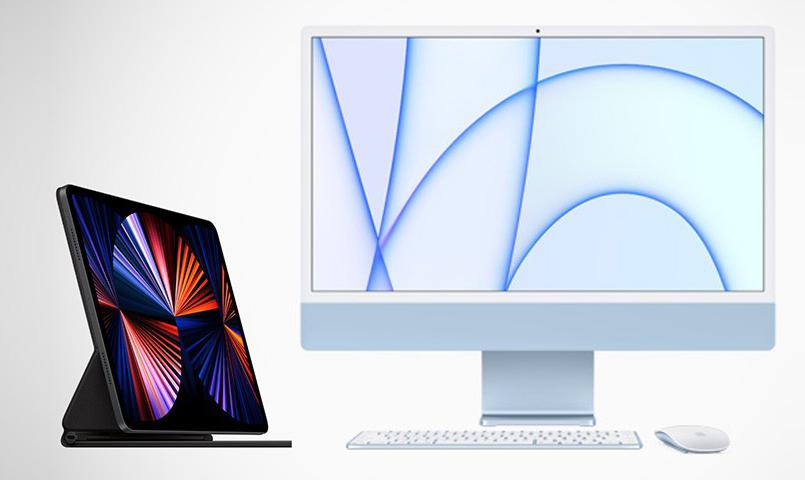 Apple vừa ra iPad Pro và iMac thế hệ mới.