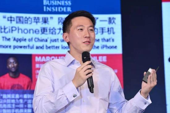 Shou Zi Chew là một trong những lãnh đạo công nghệ tài năng được yêu mến ở Trung Quốc.