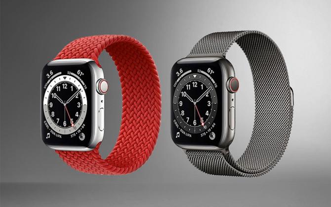 Apple Watch Series 8 sẽ có cảm biến đo nồng độ cồn.