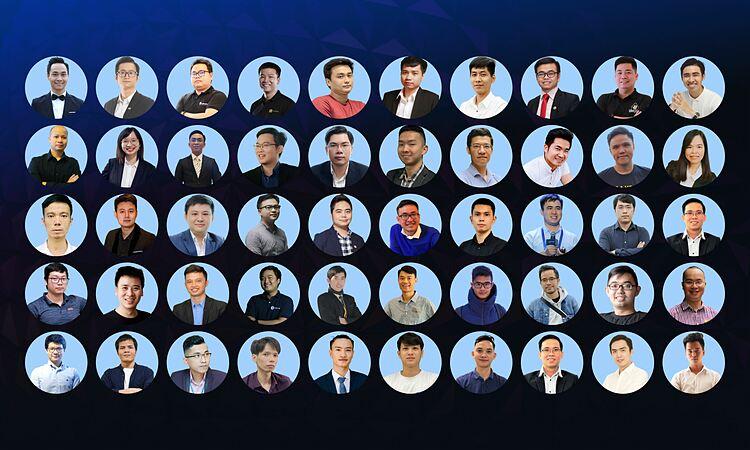 Chân dung 50 lãnh đạo công nghệ trẻ trong chương trình bình chọn của VnExpress.