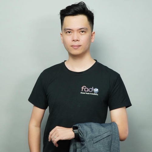 Nguyễn Quốc Việt, sinh năm 1988, CTO của Fado.vn.