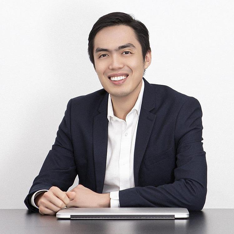 Huy Nguyễn, sinh năm 1987, CTO của KardiaChain Foundation.