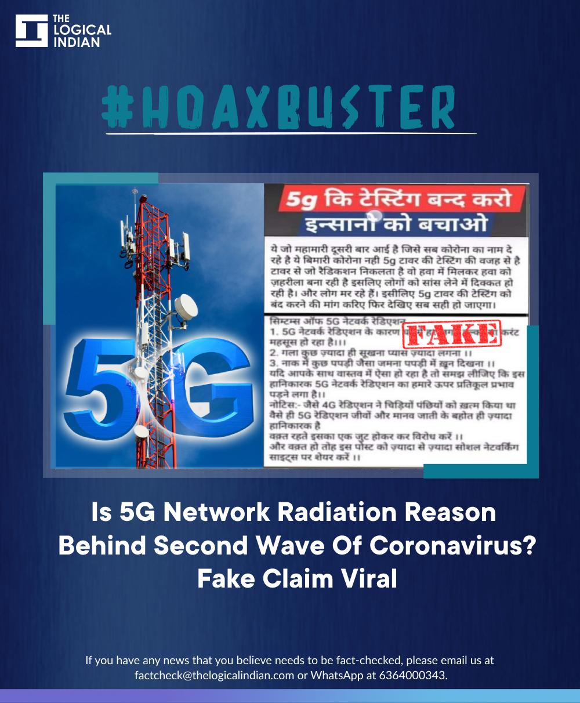 Tin giả về 5G gây chết người tại Ấn Độ.