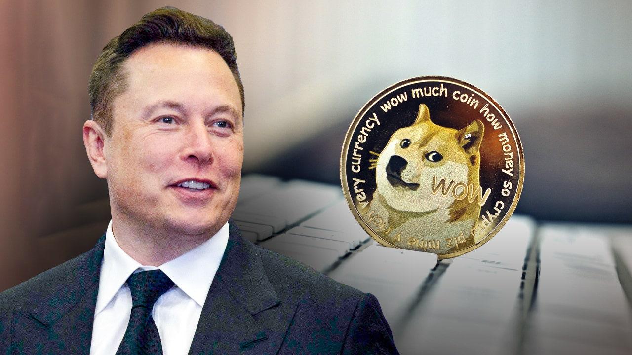 Elon Musk là người nhiều lần lên tiếng ủng hộ Dogecoin. Ảnh: Fox Business.