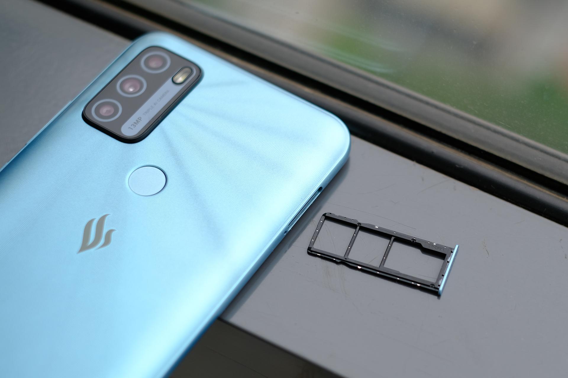 Star 5 - mẫu điện thoại cuối cùng của VinSmart, ra mắt tháng 3/2021. Ảnh: Tuấn Hưng