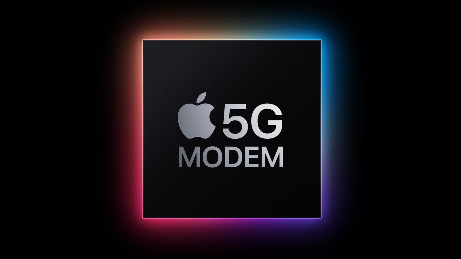 Apple muốn kiểm soát toàn bộ phần cứng và phần mềm sản phẩm của mình với chip 5G mới. Ảnh: Macrumors.