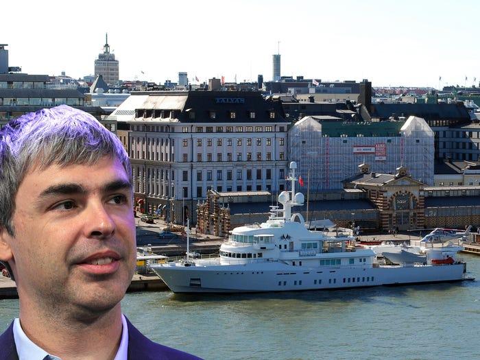 Những tỷ phú công nghệ sở hữu du thuyền triệu USD - 3