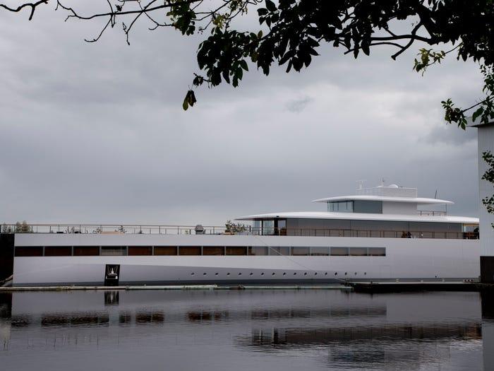 Những tỷ phú công nghệ sở hữu du thuyền triệu USD - 2