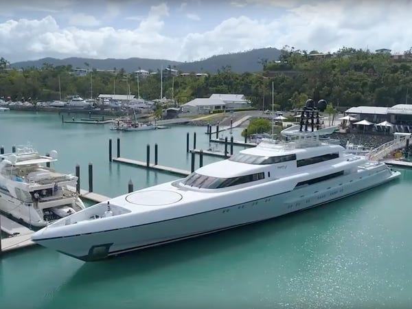 Những tỷ phú công nghệ sở hữu du thuyền triệu USD - 4