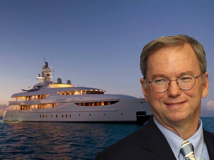 Những tỷ phú công nghệ sở hữu du thuyền triệu USD - 5