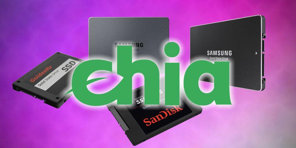 Việc khai thác Chia khiến tuổi thọ ổ cứng SSD sụt giảm.