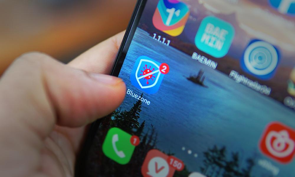 Hơn 26% smartphone tại Bắc Giang đã cài Bluezone.