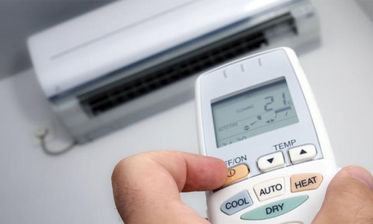 Điều hòa cần được giữ ở mức nhiệt độ ổn định, không thấp hơn quá nhiều nhiệt độ bên ngoài.