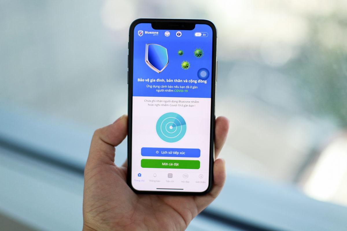 Tính đến 17h ngày 1/6, Bluezone đã thu hút 35,24 triệu lượt tải, tuy nhiên để công nghệ phát huy tối đa khả năng truy vết thì phải có ít nhất 60% người dùng trong cộng đồng cùng mở ứng dụng.