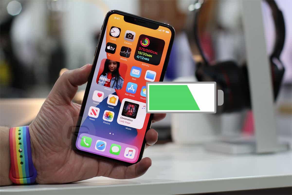 iPhone tuột pin khi cập nhật iOS 14.6