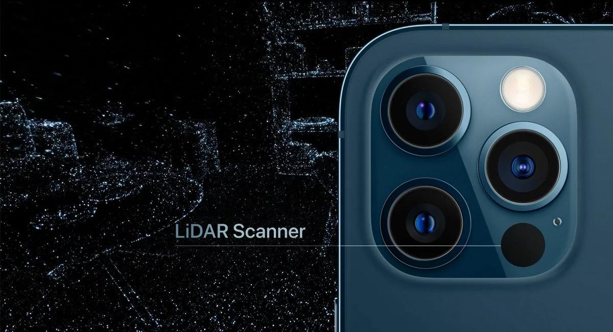 Cảm biến LiDAR giúp người dùng có trải nghiệm thực tế tăng cường tốt hơn. Ảnh: Rootnation