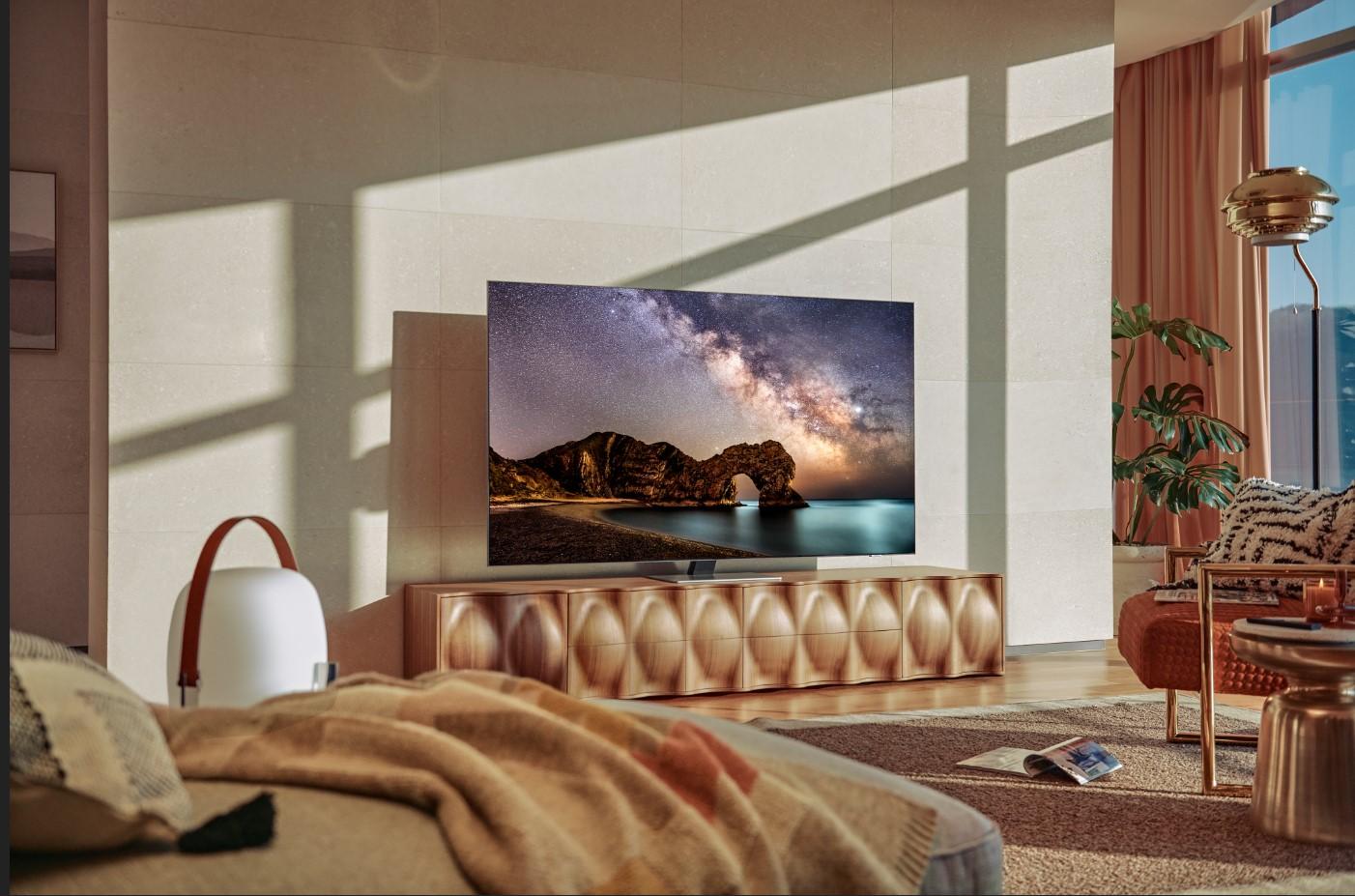 Neo QLED có nhiều công nghệ hiện đại giúp tăng chất lượng hình ảnh.