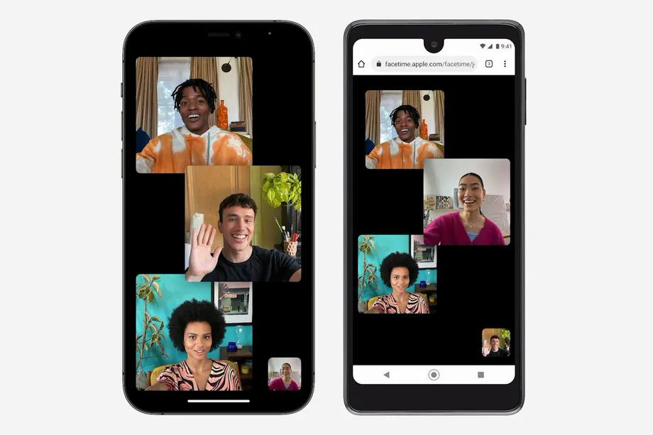 Phiên bản FaceTime mới sẽ hoạt động trên Android.