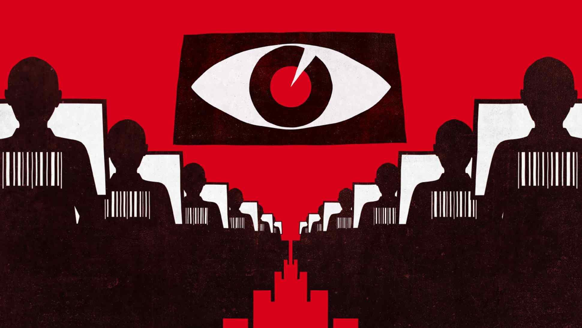 Nhiều công ty Trung Quốc dùng phần mềm giám sát nhân viên. Ảnh: Michael Tsang.