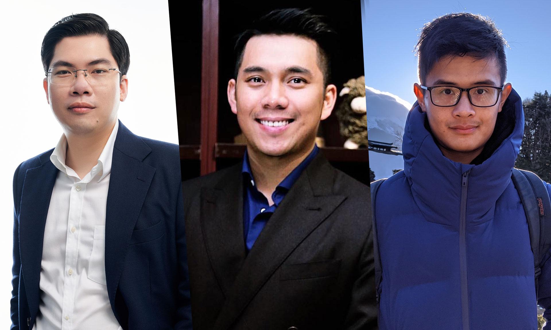 Các diễn giả của phiên CTO Talks ngày 11/6: ông Phạm Nam Long, ông Kevin Tùng Nguyễn và ông Phạm Tiến Hùng.