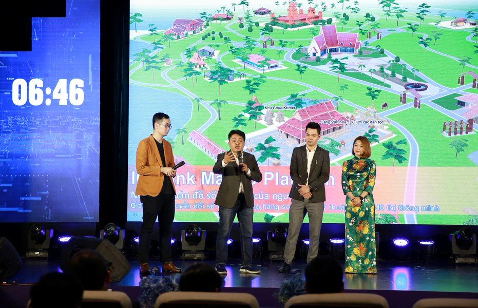 Map4D – sản phẩm đoạt giải nhì cuộc thi Viet Solutions 2020