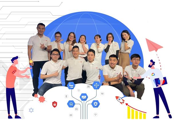 Các thành viên tại CloudAZ